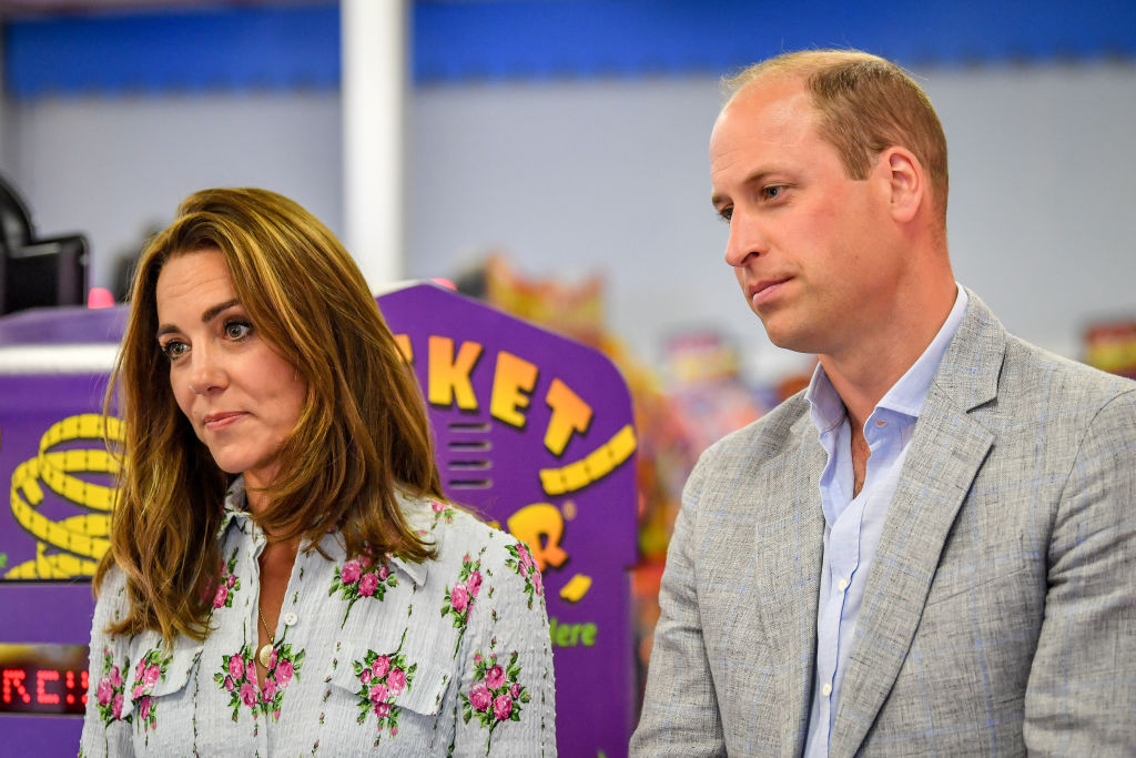 The Duke and Duchess of Cambridge receive Gavin and Stacey shoutout