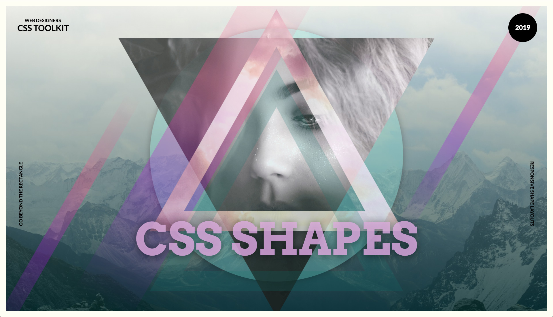 How to design with CSS shapes: An introduction