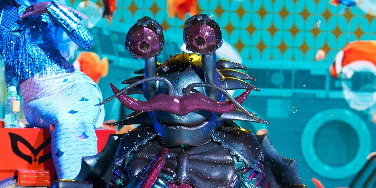 The Crab's performance on The Masked Singer Season 5
