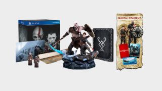 Today only: the rare God of War PS4 Collector's Edition is $59 (save 40%)