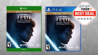 Cheap Star Wars Jedi Fallen Order Deal Get 20 Off Right Now On Ps4 And Xbox One Gamesradar