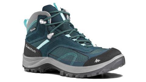 Decathlon Waterproof Mountain Walking Boots