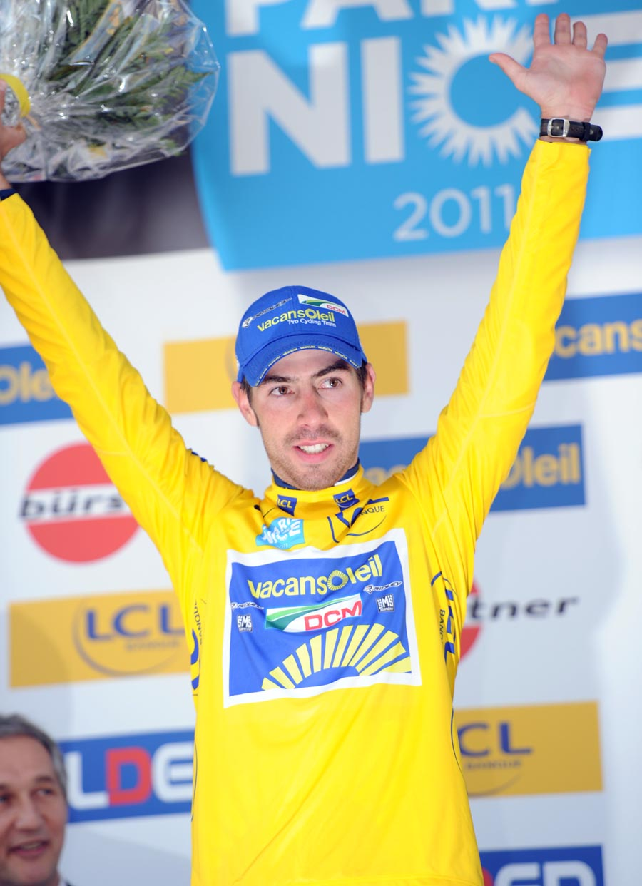 Thomas De Gendt, Paris-Nice 2011, stage four