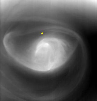Giant Eye of Venus Proves Shifty