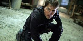 Turns Out Tom Cruise Barely Pulled Off One Of Mission: Impossible's Most Iconic Scenes