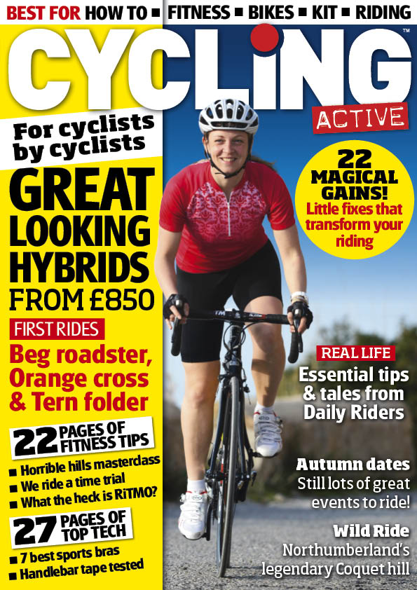 Cycling Active November 2013