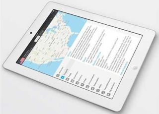 Class Tech Tips: The World Factbook: Informational Text & Research iPad App