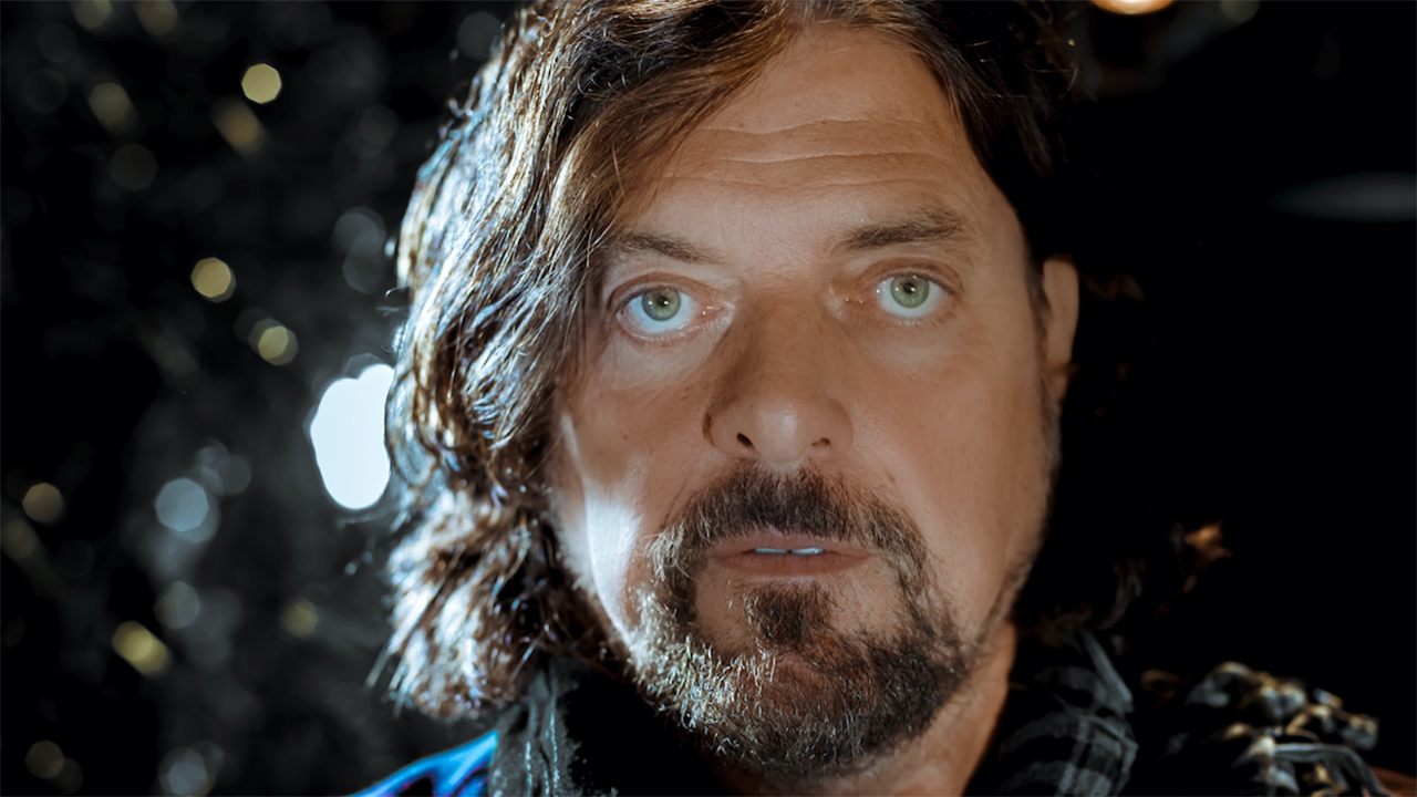 Alan Parsons shares video for his new track I Can't Get There From Here