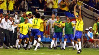 Brazil 2002 World Cup
