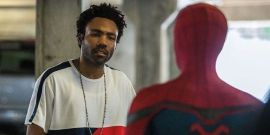 The Hilarious Donald Glover Easter Egg You May Have Missed In Spider-Man: Into The Spider-Verse