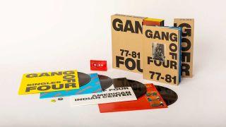 Gang Of Four: 77-81 box set
