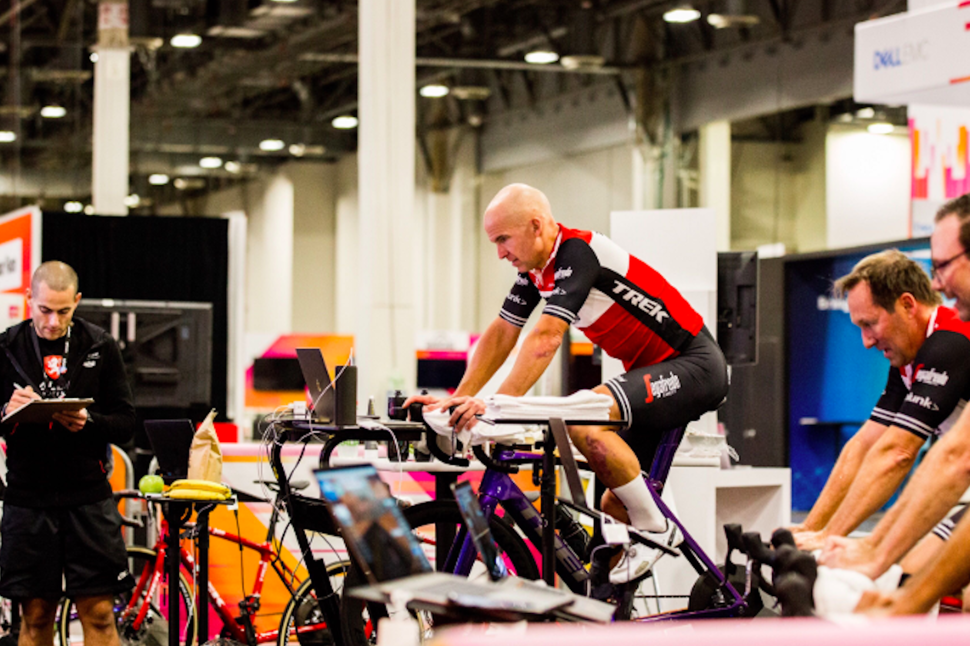 Canadian cyclist rides almost 1,000km on Zwift in 24 hours