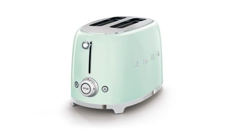 Smeg 2 Slice TSF01PGUS toaster review