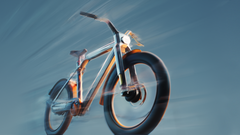 This super-fast e-bike can hit up to 31mph – but there's a caveat