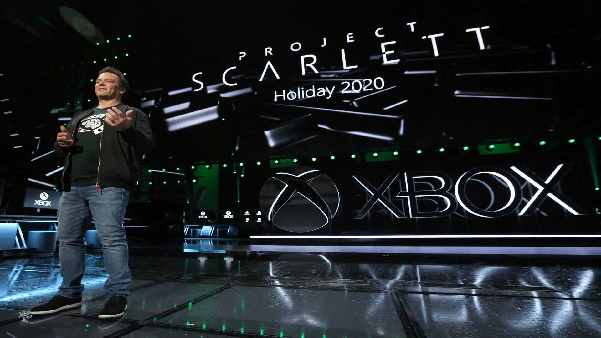 Lasers Flames And Keanu Reeves Xbox Show Us The Wisest Way To