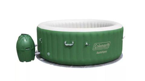 Coleman SaluSpa inflatable hot tub review