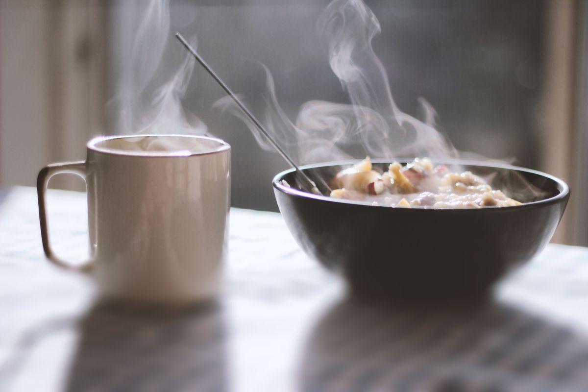 Slow cook porridge tonight