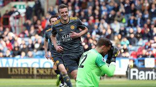 Jamie Vardy Huddersfield