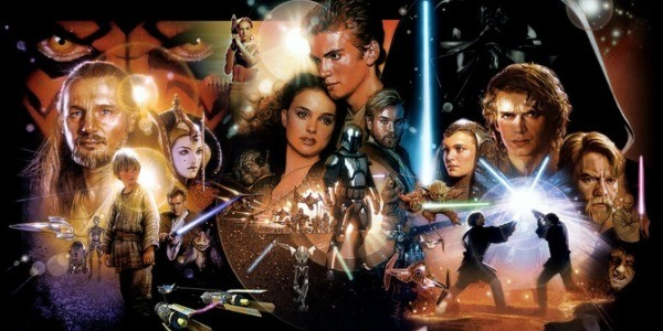 Image result for star wars prequels