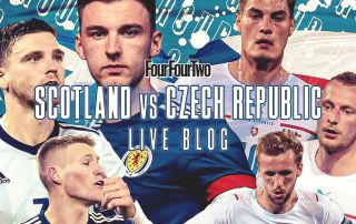 Scotland vs Czech Republic is Sunday's first Euro 2020 game, and the first of the tournament for both sides