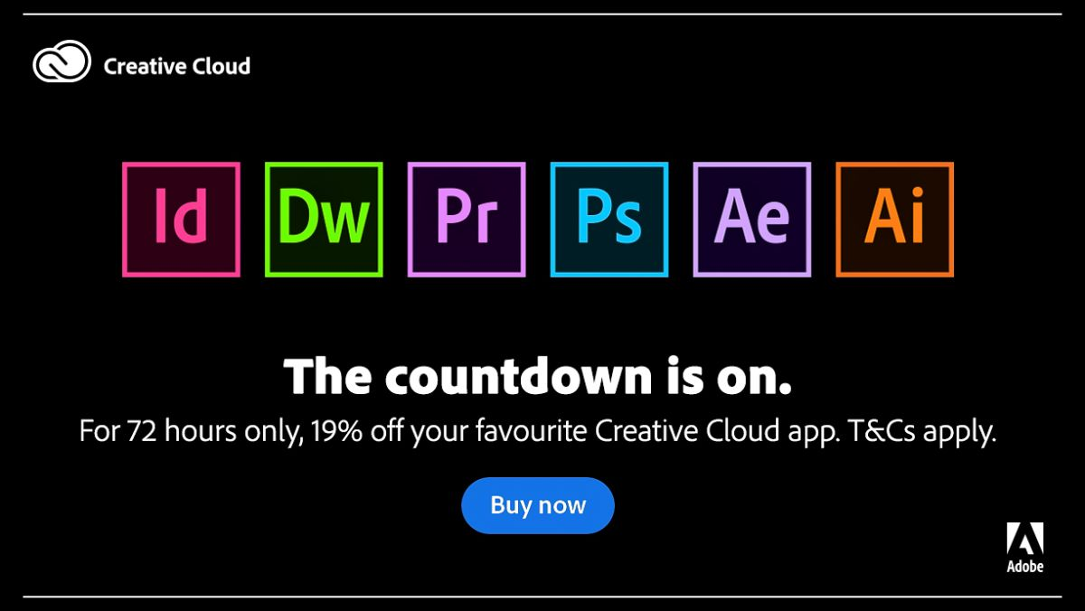 Adobe Premiere Pro is just £16.18 a month in 72-hour sale. Save 20%