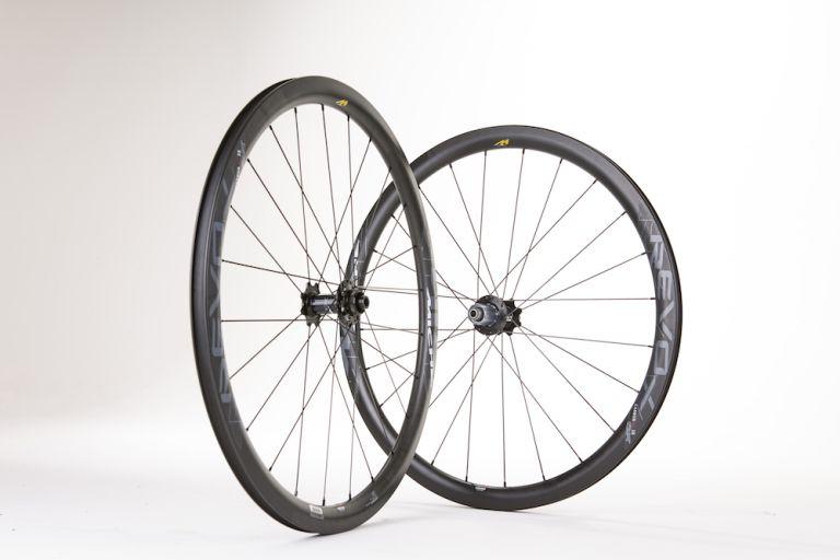 Miche Revox RC DX wheels