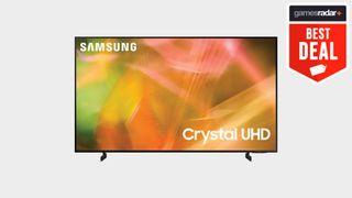 Samsung AU8000 4K TV deal