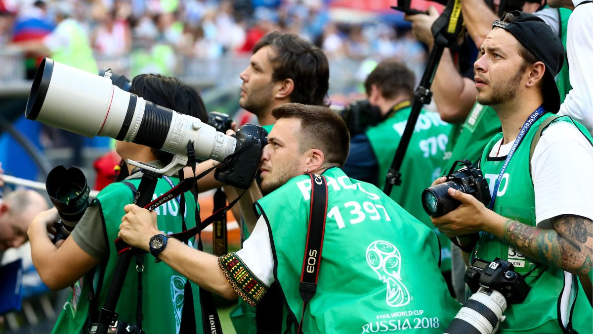 Camera gear of the World Cup 2018: what the pros are using in Russia