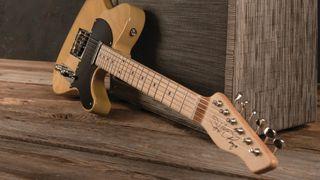 D'Pergo guitar