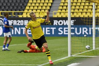 Erling Haaland has attracted plenty of attention following a fine run of form at Borussia Dortmund.