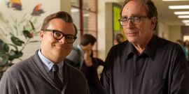 Netflix Just Bought An R.L. Stine Trilogy From Disney