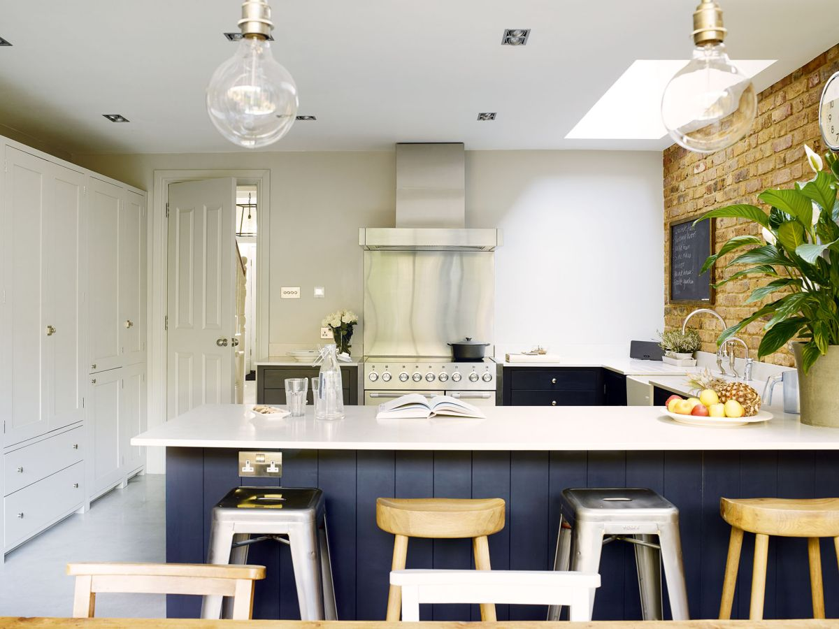 Kitchen Case Study A Kitchen Diner With A Utility Room