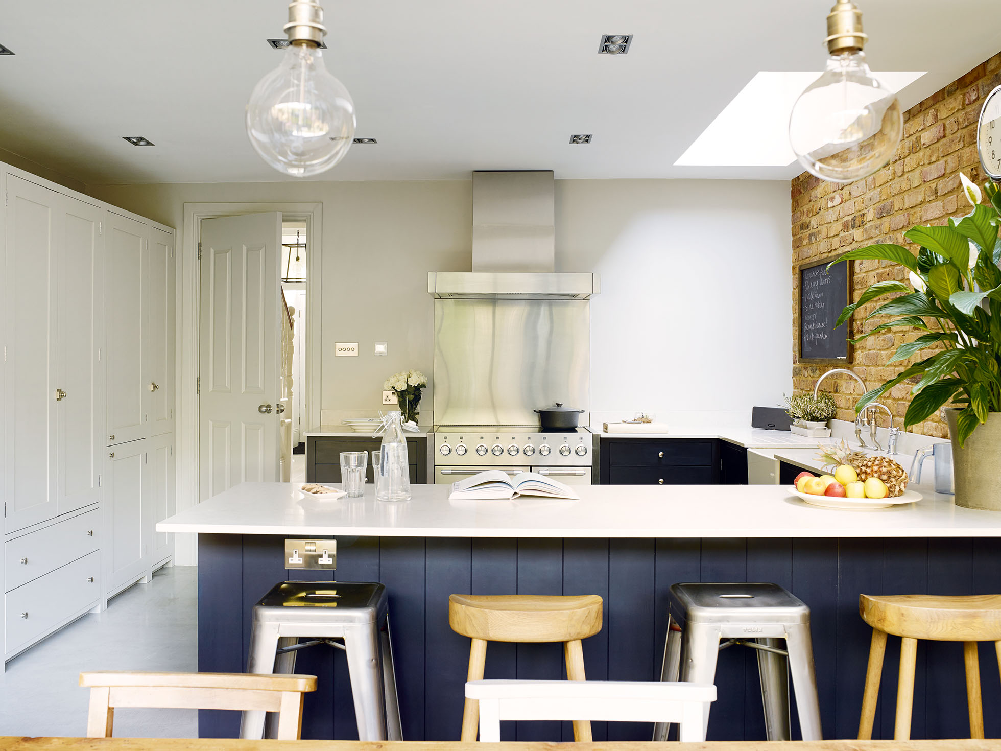 Kitchen case study: a kitchen-diner with a utility room | Real Homes