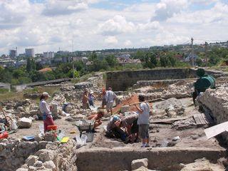 Chersonesos dig site