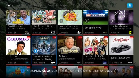 Playstation Vue Review 2020.Playstation Vue Review Techradar