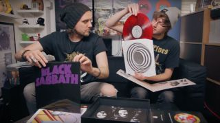 Metal Hammer unboxes Black Sabbath