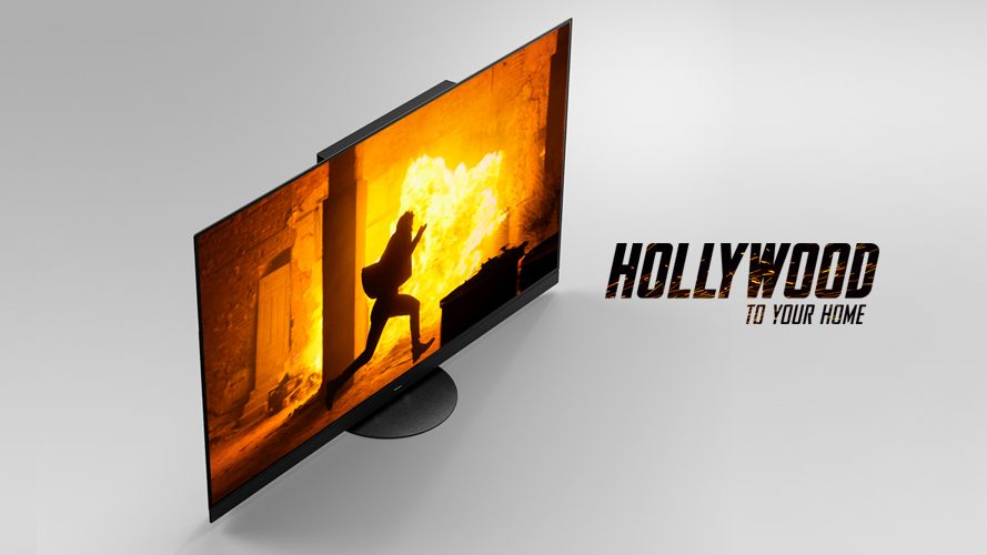 Panasonic's new OLED TVs go big on HDR, fancy formats, and Filmmaker Mode