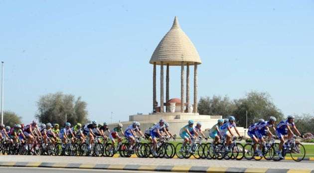 Scenery, Tour of Oman 2011, stage 2