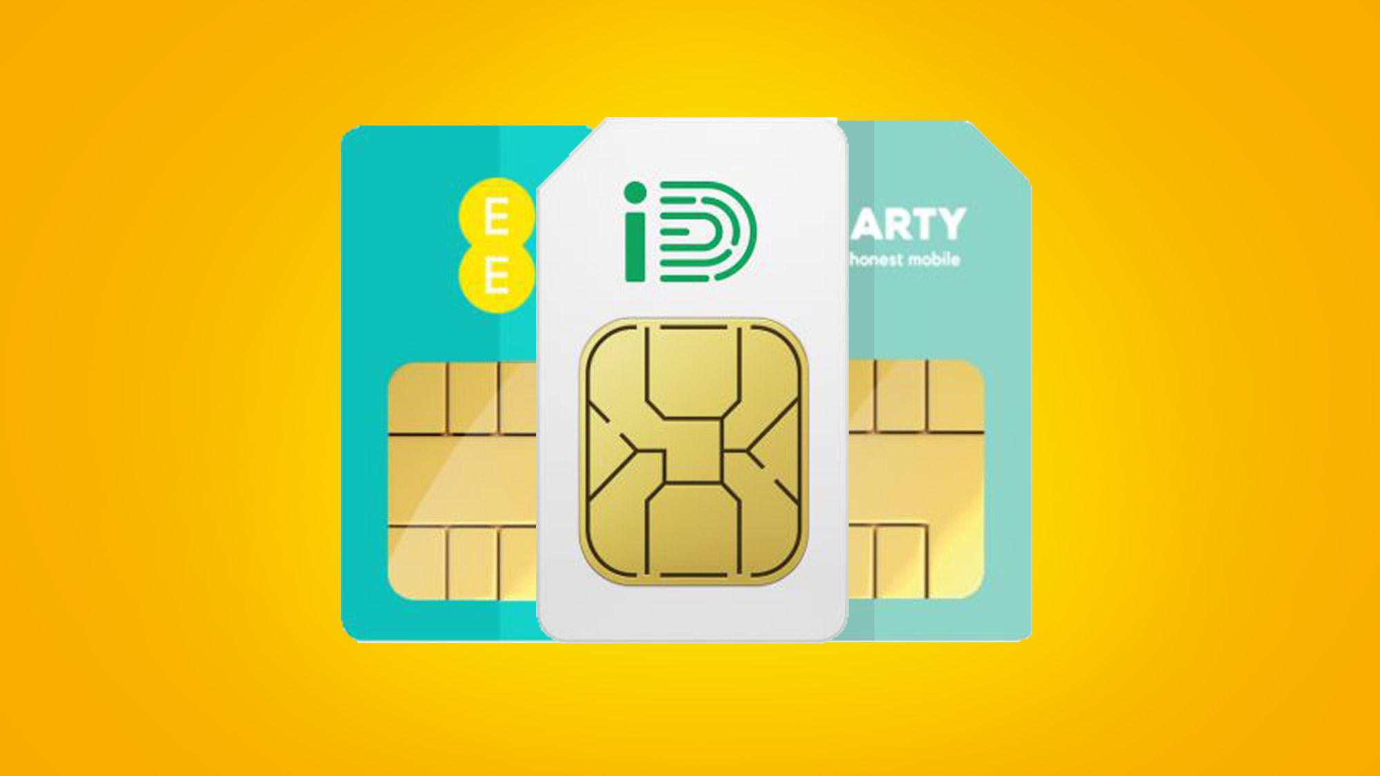 These Are The Five Top Sim Only Deals This Weekend Three Ee Smarty And More Techradar