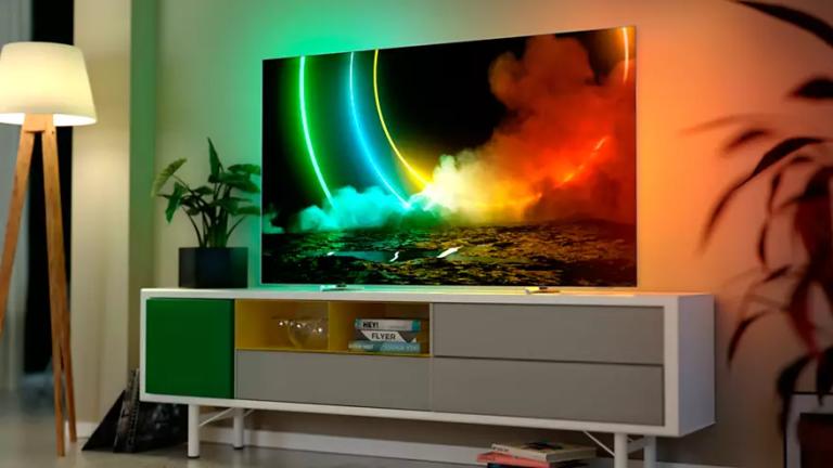 Philips OLED 706 TV