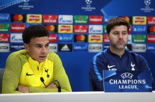 Tottenham Hotspur Training & Press Conference – Enfield Training Centre