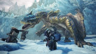 Monster Hunter World Iceborne Gets A Pc Trailer And A