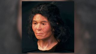 Jomon woman