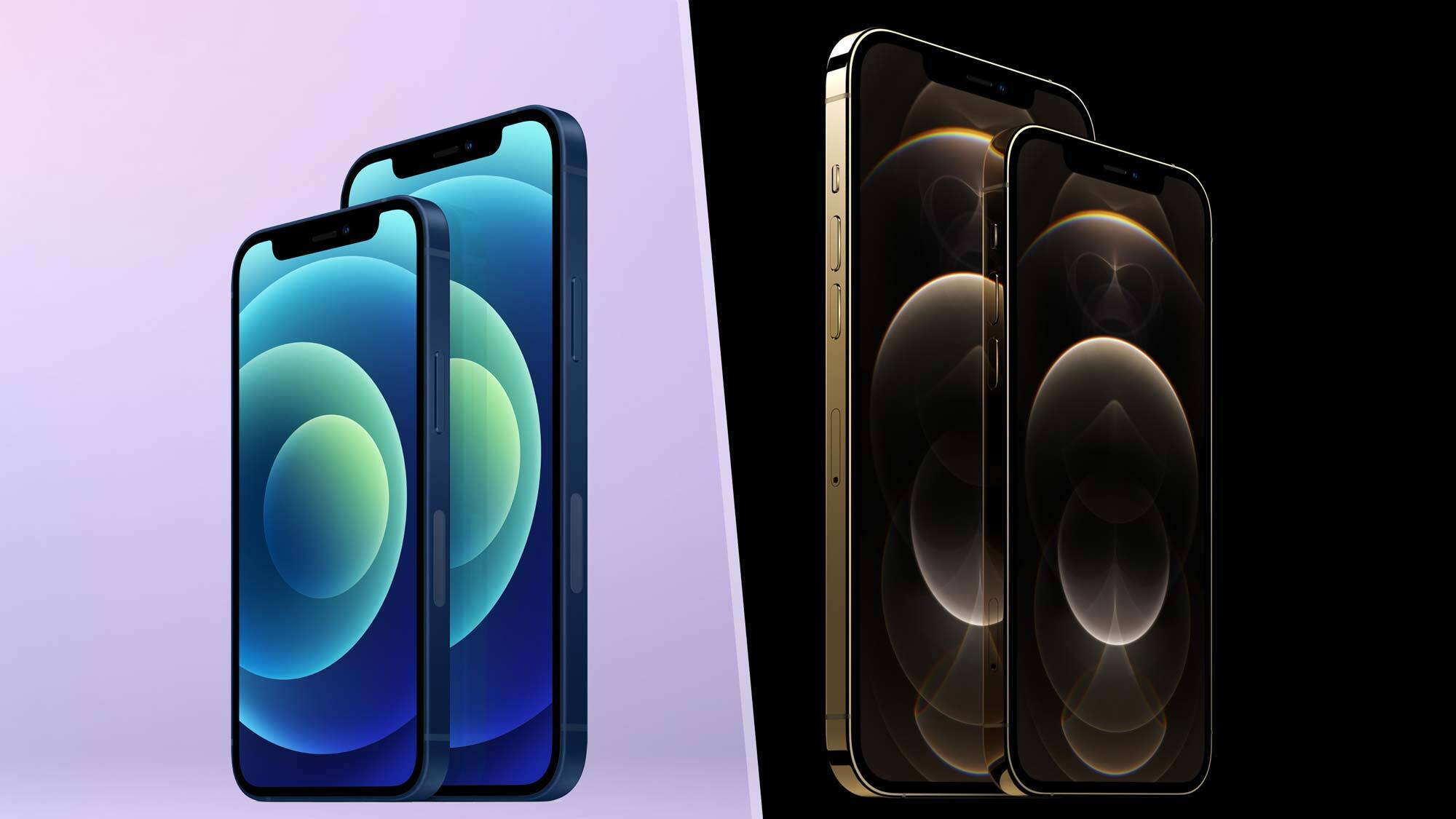 Iphone 12 Vs Iphone 12 Pro What S Different Tom S Guide