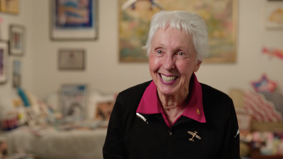 Blue Origin will fly female aviator Wally Funk, one of the Mercury 13, on 1st crewed launch