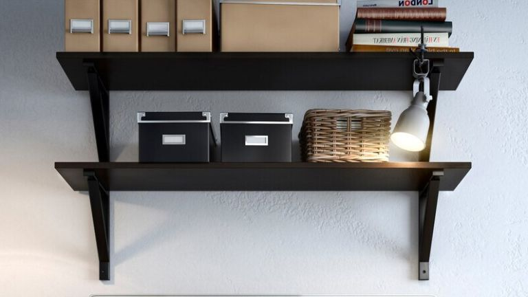 best bedside lamps: IKEA HEKTAR Wall / Clamp Spotlight