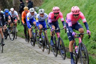EF Pro Cycling lead the way at the 2020 Kuurne-Brussel-Kuurne