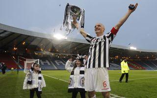 Soccer – Scottish Communities League Cup – Final – St Mirren v Heart of Midlothian – Hampden Park