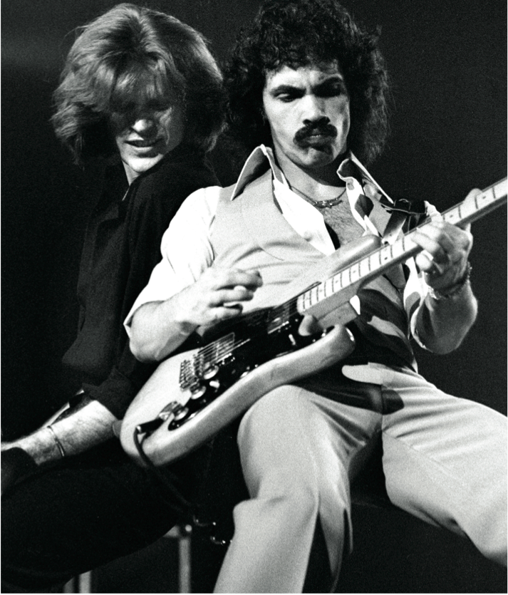 Hall Oates John Oates Talks Private Eyes Chord Changes And His