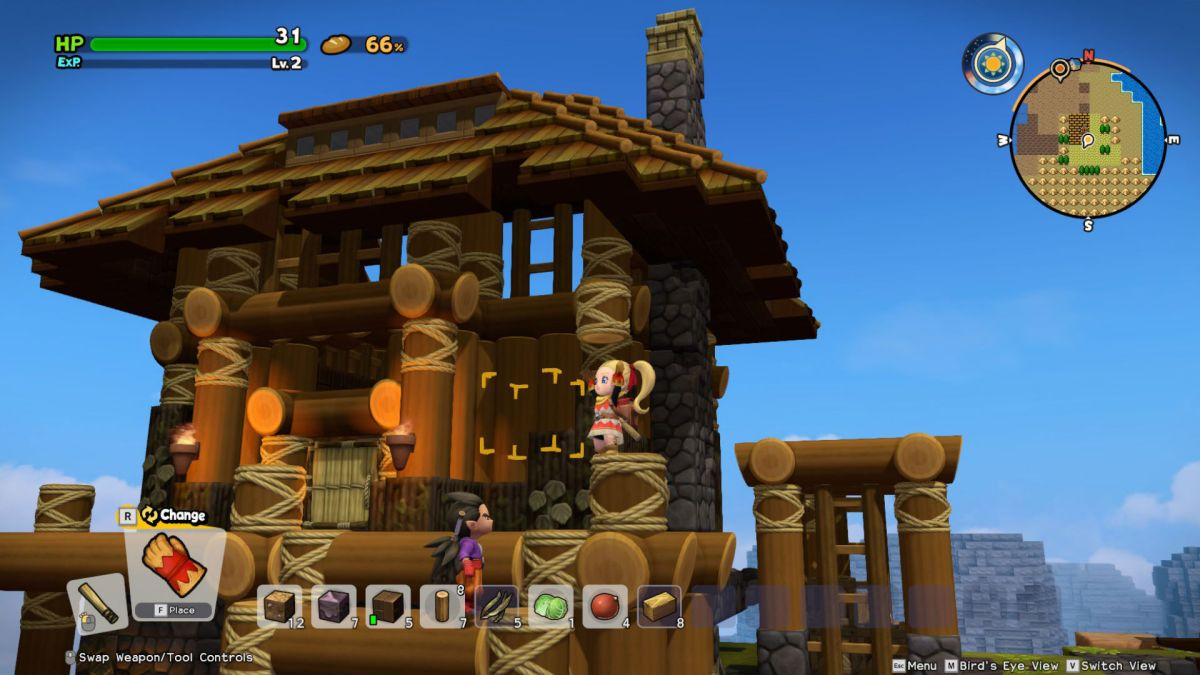 Dragon Quest Builders 2 Recipes All The Room And Food Recipes In Dragon Quest Builders 2 Pc Gamer Rooms in dragon quest builders 2 only have two rules: dragon quest builders 2 recipes all